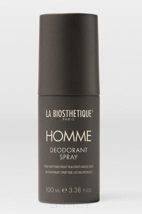 Освежающий дезодорант-спрей длительного действия Homme Deodorant Spray, 100 мл дезодорант против избыточного потоотделения homme 50 мл