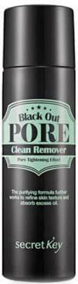 Secret Key, Средство для очищения пор Black Out Pore Clean Remover, 100 мл тоник для очищения пор etude house для очищения пор wonder pore freshner 10 in 1 250 мл