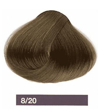 Купить Lakme, Перманентная крем-краска Collage, 60 мл (99 оттенков) 8/20 Блондин фиолетовый