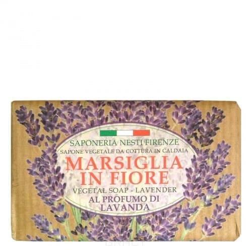 Nesti Dante, Мыло Лаванда Marsiglia in Fiore, 125 грГели дл душа, мыло, скрабы<br><br>