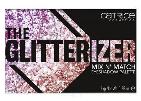 Купить Catrice, Палетка теней The Glitterizer Mix N' Match Eyeshadow Palette (010 Glitter Is My Favourite Colour)