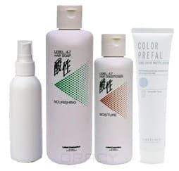 Lebel, Набор для биоламинирования Color Prefal 150/400/250/100 мл (8 цветов) черный 1Color Prefal - ламинирование волос<br><br>