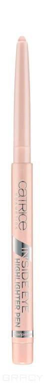Catrice, Карандаш-хайлайтер для глаз Inside Eye Highlighter Pen (010 ReNude Yourself, розовый) карандаш catrice