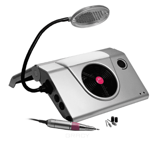 Filling, Аппарат для маникюра Combi со встроенным пылесосом и подсветкойОборудование для салонов<br><br>