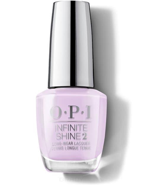 OPI, Лак с преимуществом геля Infinite Shine, 15 мл (208 цветов) Polly Want A Lacquer? / Fiji