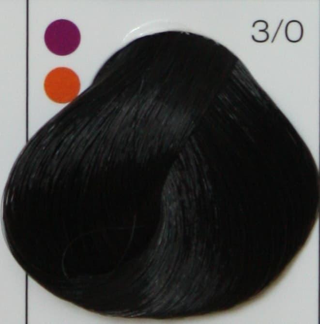 Londa, Интенсивное тонирование (42 оттенка), 60 мл LONDACOLOR интенсивное тонирование 3/0 тёмный шатен, 60 млLondacolor - окрашивание волос<br>Интенсивное тонирование Londa Professional палитра насчитывает 42 роскошных оттенка. Краска Лонда без аммиака включает в себя уникальные микросферы Vitaflection, отражающие свет. Они проникают только в наружные слои волоса, но и таким образом обеспечив...<br>