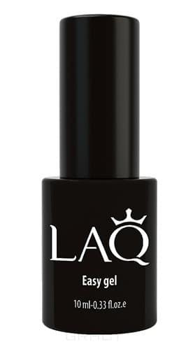 LAQ, Гель-лак Легкий гель Easy Gel, 10 мл (50 оттенков) 15056 Easy Gel Легкий гель fox гель лак thermo 005