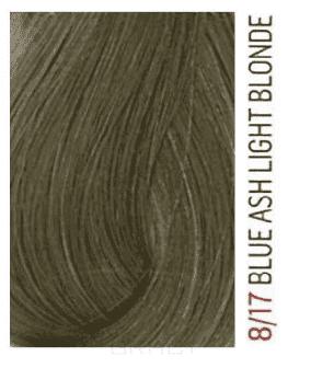 Купить Lakme, Перманентная крем-краска для волос без аммиака Chroma, 60 мл (32 тона) 8/17 Блондин пепельный