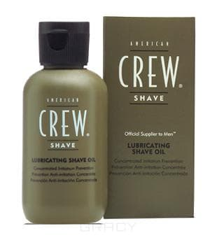 American Crew, Масло для бритья Lubricating Shave Oil, 50 млСредства для бритья<br><br>