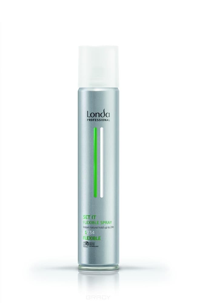 Londa, Лак для волос нормальной фиксации Set It, 300  млLondastyle - укладка и стайлинг<br><br>