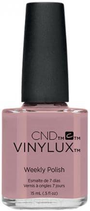 CND (Creative Nail Design), Винилюкс Профессиональный недельный лак VINYLUX™ Weekly Polish (54 оттенка) 15 мл # 185 (Field Fox) cnd 237 лак недельный для ногтей pink leggins vinylux new wave collection 15мл