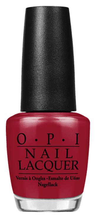 OPI, Лак для ногтей Nail Lacquer, 15 мл (214 цветов) Malaga Wine / Classics opi лак для ногтей classic nll87 malaga wine 15 мл