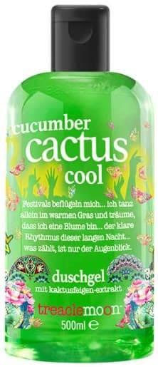 Купить Treaclemoon, Гель для душа освежающий кактус Сucumber Cactus Cool Bath & Shower Gel, 500 мл