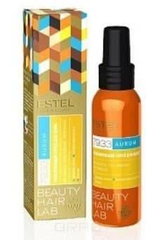 Estel, Beauty Hair Lab Минеральный спрей для волос Эстель Aurum Mineral Spray, 100 мл beauty hair lab увлажняющий спрей эстель aurum spray 100 мл