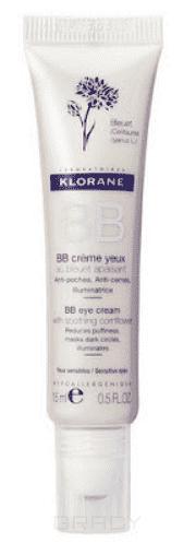 Klorane, Роликовый BB - крем вокруг глаз, 15 мл