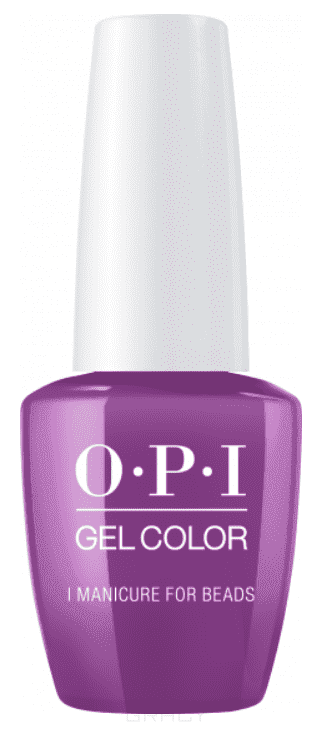 OPI, Гель-лак GelColor, 15 мл (95 цветов) I Manicure For Beads beautix гель лак 311 15 мл