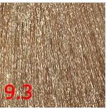 Купить Kaaral, Перманентный краситель для волос Maraes Color Nourishing, 60 мл (58 тонов) 9.3 очень светлый золотистый блондин