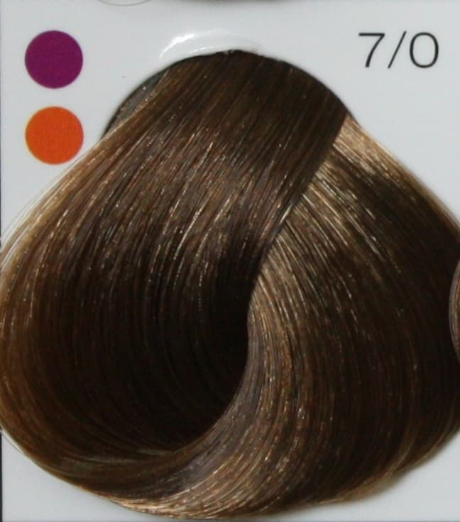 Londa, Интенсивное тонирование Лонда краска тоник для волос (палитра 48 цветов), 60 мл LONDACOLOR интенсивное тонирование 7/0 блонд, 60 мл фото