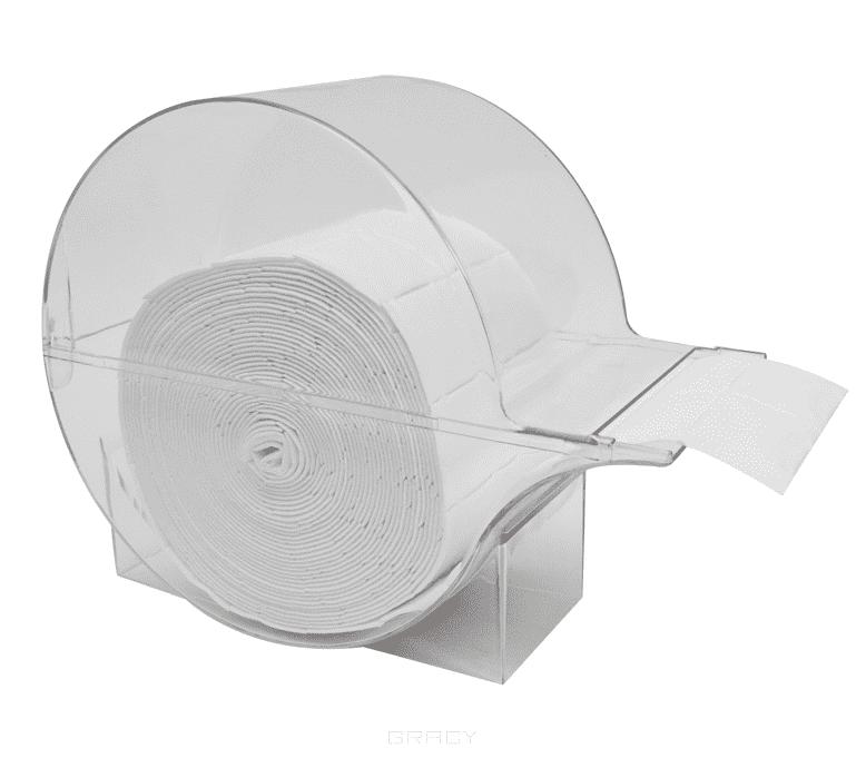 Подставка для безворсовых салфеток, прозрачнаяВес для почты: 450&#13;<br>Материал: Пластик&#13;<br>&#13;<br>Страна производитель: Китай&#13;<br>&#13;<br>Цвет: Прозрачный<br>