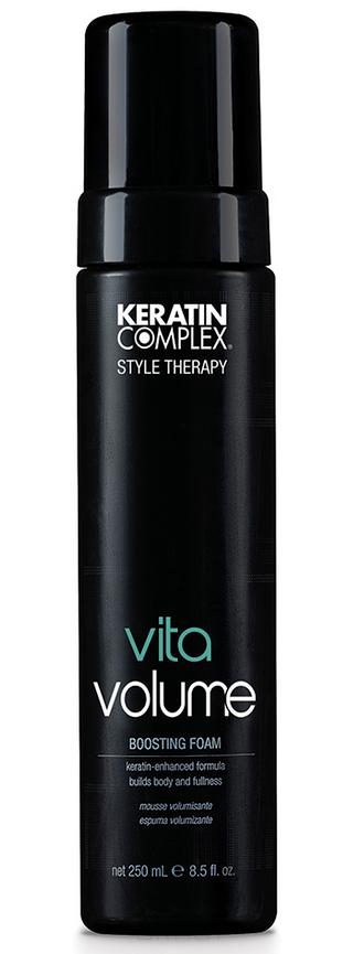 Keratin Complex, Мусс для объема Vita Volume Foam, 250 мл