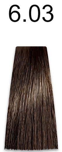 Купить Kaaral, Стойкая безаммиачная крем-краска с гидролизатами шелка Baco Soft Ammonia Free, 60 мл (42 оттенка) 6.03 натуральный темный золотистый блондин