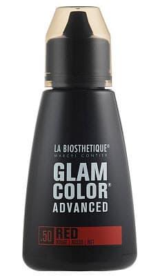 La Biosthetique, Оттеночный кондиционер Glam Color (7 оттенков) Красный, Red цена