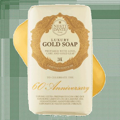 Nesti Dante, Мыло с золотом 24-карата, 250 грЛинии Золото и другие<br><br>