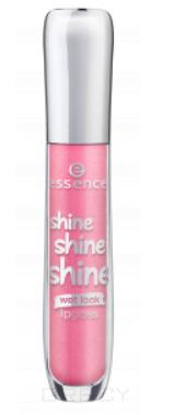 Купить Essence, Блеск для губ Shine Shine Shine, 5 мл (17 оттенков) №19 think pink
