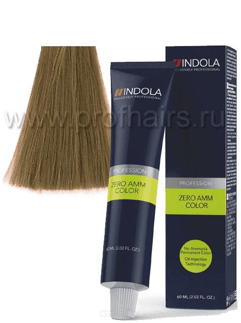 Indola, Zero Amm Стойкий краситель на масляной основе без аммиака, 60 мл (35 оттенков) 9-00 блондин интенсивный натуральныйОкрашивание<br><br>