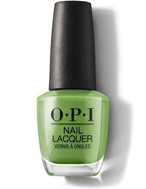 OPI, Лак для ногтей Nail Lacquer, 15 мл (293 цвета) I'M Sooo Swamped! / Classics фото