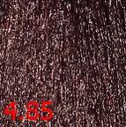 Купить Kaaral, Перманентный краситель для волос Maraes Color Nourishing, 60 мл (58 тонов) 4.85 коричневый махагон