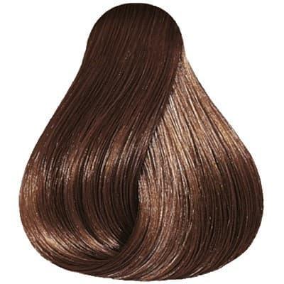 Wella, Стойкая крем-краска Koleston Perfect, 60 мл (116 оттенков) 6/73 темный блонд коричнево-золотистыйОкрашивание<br><br>