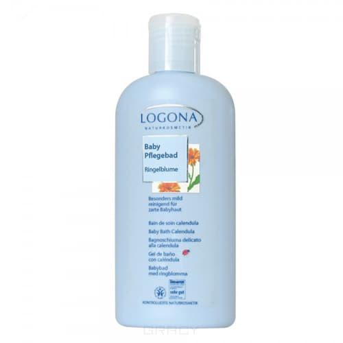 Logona, Средство для купания младенцев с календулой, 200 мл средство для купания младенцев disney baby с ромашкой 250 мл