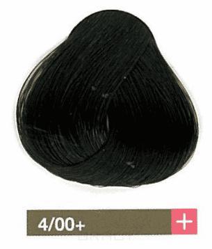 Купить Lakme, Перманентная крем-краска Collage, 60 мл (99 оттенков) 4/00+ Средний шатен интенсивный