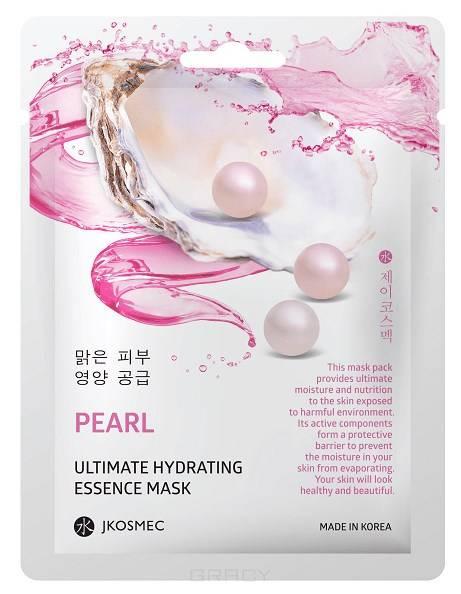 Купить Jkosmec, Ежедневная увлажняющая маска с экстрактом жемчуга Pearl Ultimate Hydrating Essence Mask, 25 мл