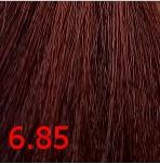 Купить Kaaral, Крем-краска для волос Baco Permament Haircolor, 100 мл (106 оттенков) 6.85 темный махагоново-коричневый блондин