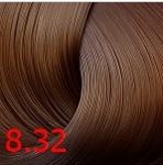 Купить Kaaral, Стойкая крем-краска для волос ААА Hair Cream Colourant, 100 мл (93 оттенка) 8.32 светлый золотисто-фиолетовый блондин
