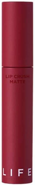 It's Skin, Матовая помада Лайф Калор Life Color Lip Crush Matte, 5 г (15 оттенков) 18 CRUSH MATTE жидкая помада it s skin life color lip crush matte 06 цвет 06 drop the beat variant hex name ee4e68
