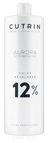 Купить Cutrin, Окислитель для краски Aurora Color Developer (SCC-Reflection) (1, 5, 3, 4, 6, 9, 12%) Окислитель Aurora Color Developer 12%