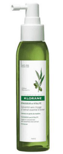 Klorane, Концентрат несмываемый с экстрактом Оливы, 125 мл где купить шампунь klorane