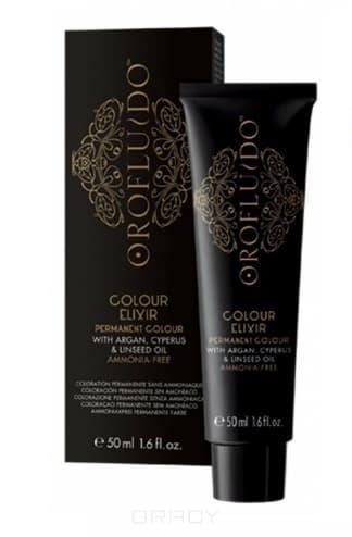 Orofluido, Краска для волос, 50 мл (54 оттенка) 7.12 Жемчужно бежевый блондинОкрашивание<br><br>