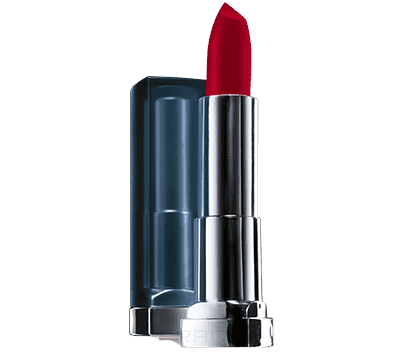Maybelline, Помада для губ Color Sensational Матовое искушение, 4,4 гр (7 оттенков) цена 2017