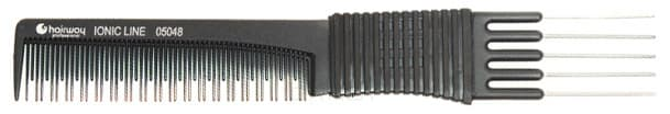 Hairway, Расческа Ionic Line вилка метал. 191 мм 05048Расчески и щетки<br><br>