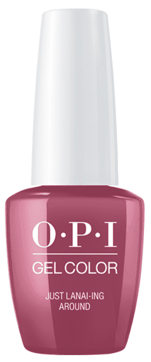 OPI, Гель-лак GelColor, 15 мл (95 цветов) Just Lanai-Ing Around beautix гель лак 311 15 мл