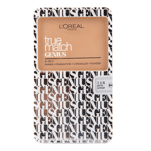 LOreal, Умный макияж Alliance Perfect Genius 4в1, 7 гр (4 оттенка)Для лица<br><br>