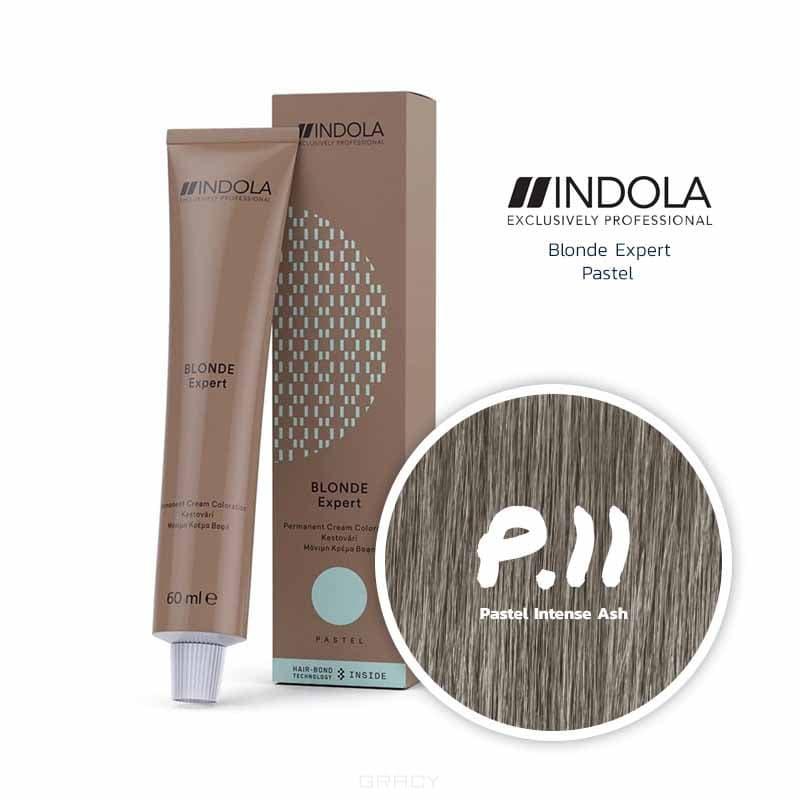 Indola, Индола краска для волос профессиональная Profession, 60 мл (палитра 169 тонов) Блонд Эксперт Краситель для тонирования волос P.11