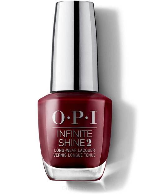 Купить OPI, Лак с преимуществом геля Infinite Shine, 15 мл (208 цветов) Got The Blues For Red / Iconic