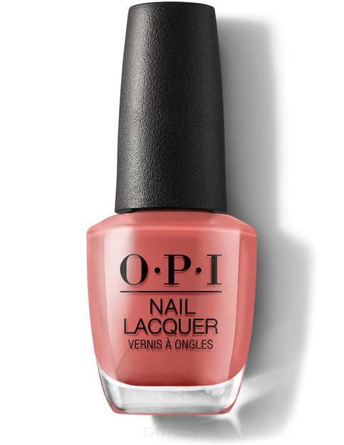 Купить OPI, Лак для ногтей Nail Lacquer, 15 мл (233 цвета) My Solar Clock is Ticking / Peru