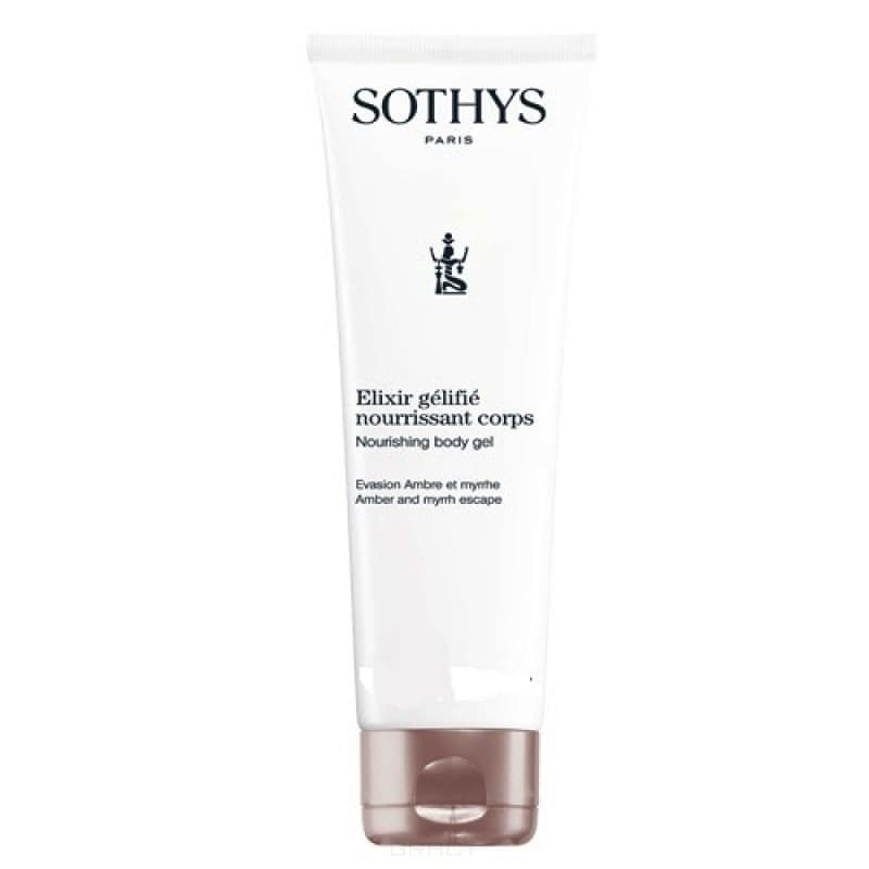Sothys, Питательный крем-гель для тела (с тающей текстурой) Nourishing Body Jellified Elixir, 125 мл Тестер