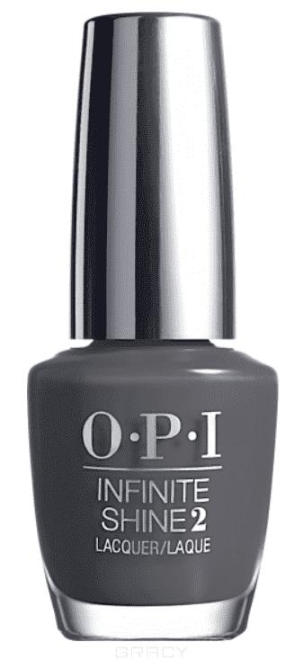 OPI, Лак с преимуществом геля Infinite Shine, 15 мл (28 цветов) Strong Coalition opi infinite shine nail lacquer no stopping me now 15 мл